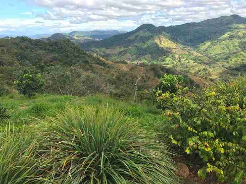 Mountain Farm with House Cuesta Grande de Nicoya Guanacaste Costa Rica Sun Real Estate