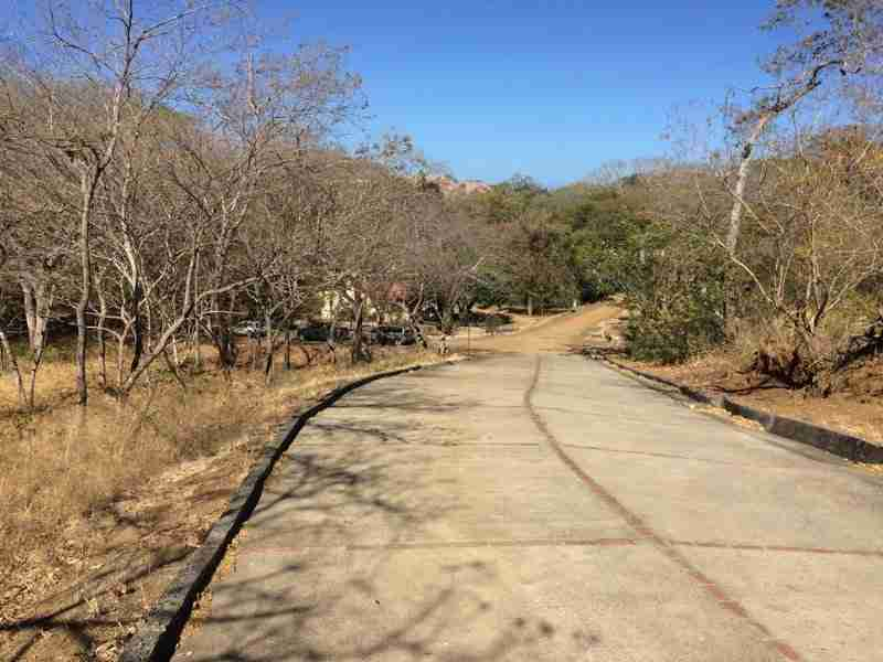 Lot Playas del Coco for sale in a gated community Guanacaste Costa Rica Sun Real Estate