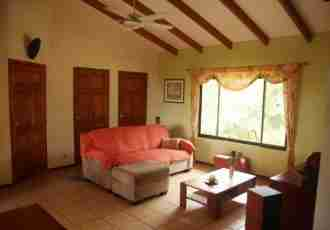 Costa Rica B&B Business for sale in the Mountains of Guanacaste