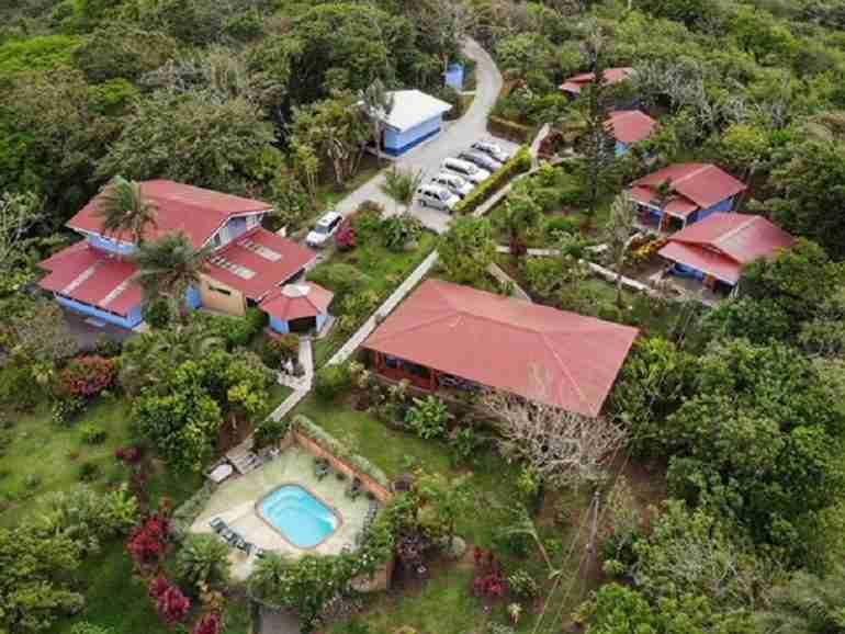 Sun Costa Rica Real Estate Business Investment mountain hotel Bijagua for sale
