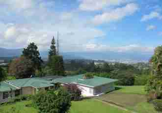 Mountain Home Tres Rios for sale in San Jose Costa Rica Sun Real Estate