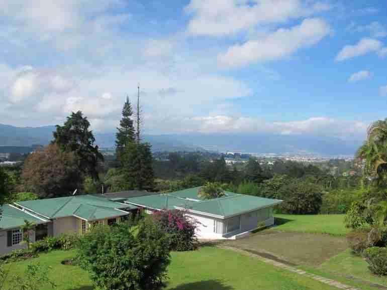 Mountain Home Tres Rios for sale in San Jose Costa Rica Sun Real Estate