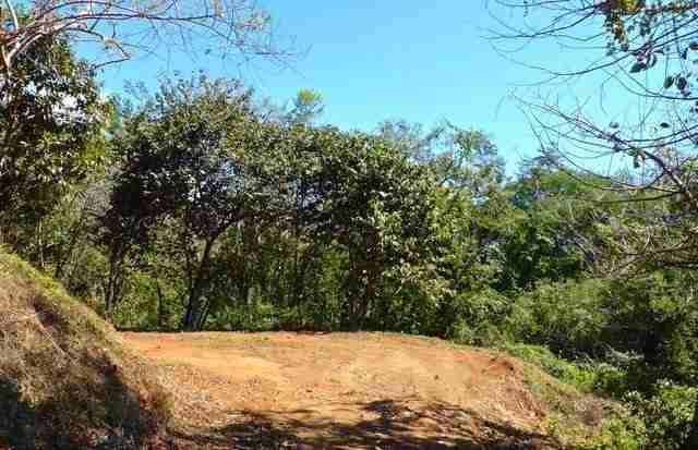 Ocean view Los Suenos property - Lot E1 for sale in Guanacaste Costa Rica Sun Real Estate