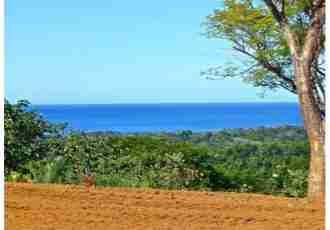 Oceanview Land San Juanillo for sale in Guanacaste Costa Rica - Lote E3 Sun Real Estate