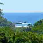 Oceanview land Playa Juanillo for sale in Guanacaste Costa Rica Sun Real Estate lot 9A