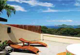 Oceanview luxury Condo Playa Hermosa type Penthouse for sale in Guanacaste Costa Rica Sun Real Estate