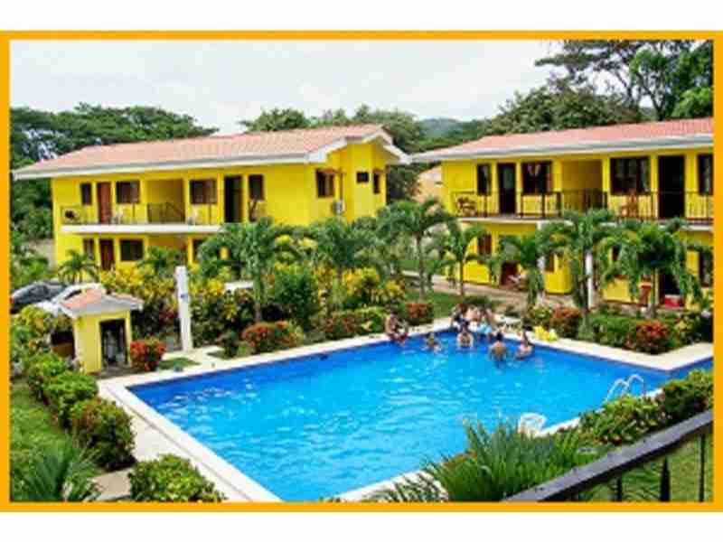 Playas del Coco Condominium Resort Business Investment in Guanacaste Sun Costa Rica Real Estate