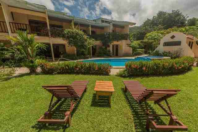 Boutique Hotel for sale Samara Beach in Guanacaste Sun Costa Rica Real Estate