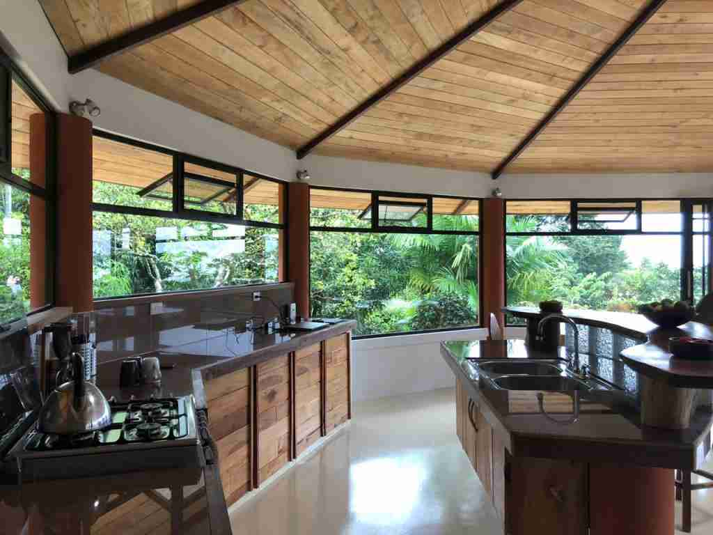 Eco Farm wih Mountain Home Bijagua Miravalles Alajuela Sun Costa Rica Real Estate