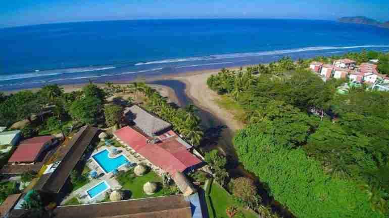 Ocenfront Hotel Jaco Sun Costa Rica Real Estate