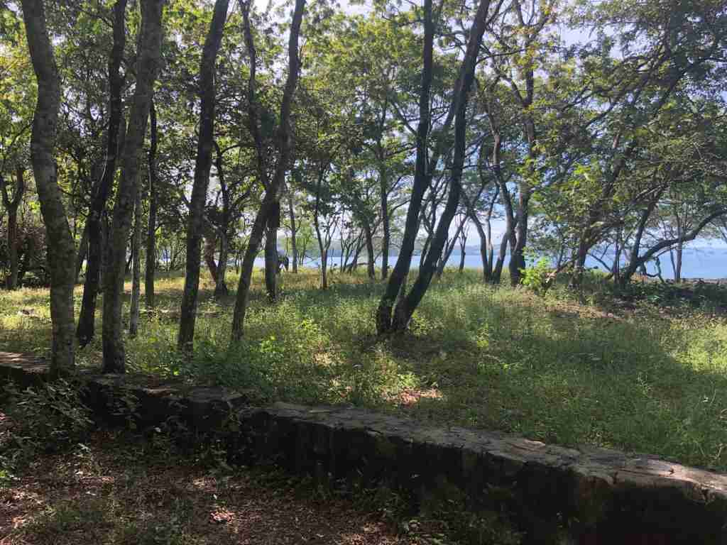 Large development oceanfront property Papagayo