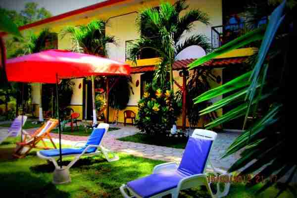 Commercial Property Beach Hotel Samara Sun Costa Rica Real Estate