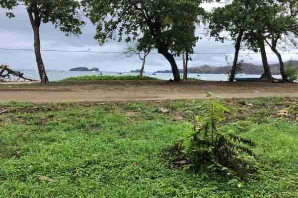 Ocaenfront Lot in El Coco (Playas del Coco) Sun Costa Rica Real Estate