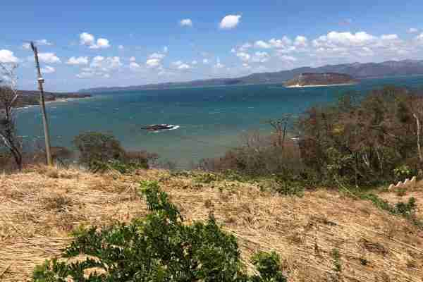 Ocean view lot in Beach Copal Sun Costa Rica Real Estate