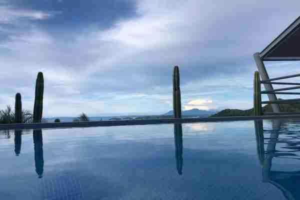 Ocean view House in Ocotal Beach Sun Costa Rica Real Estate