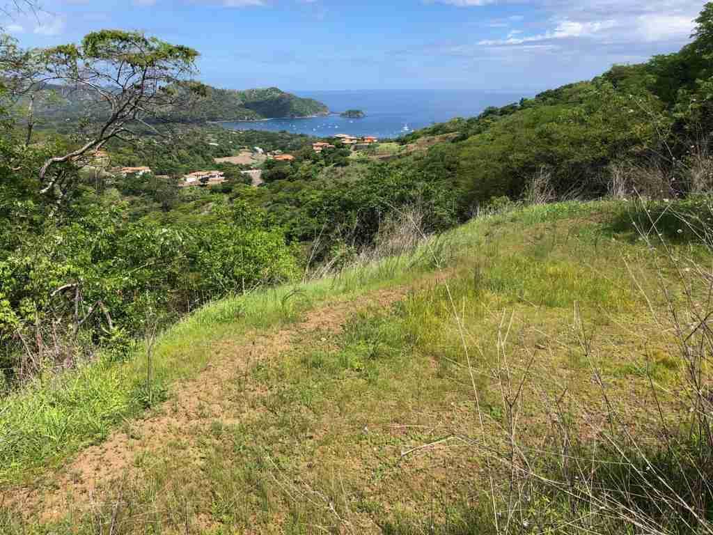 Ocean view Lot in Playas del Coco Sun Costa Rica Real Estate