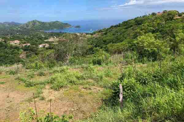 Ocean view Lot in Playas del Coco Sun Costa Rica Real Estate