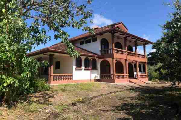 Teak Farm w. House Wood Plantation Sun Costa Rica Real Estate