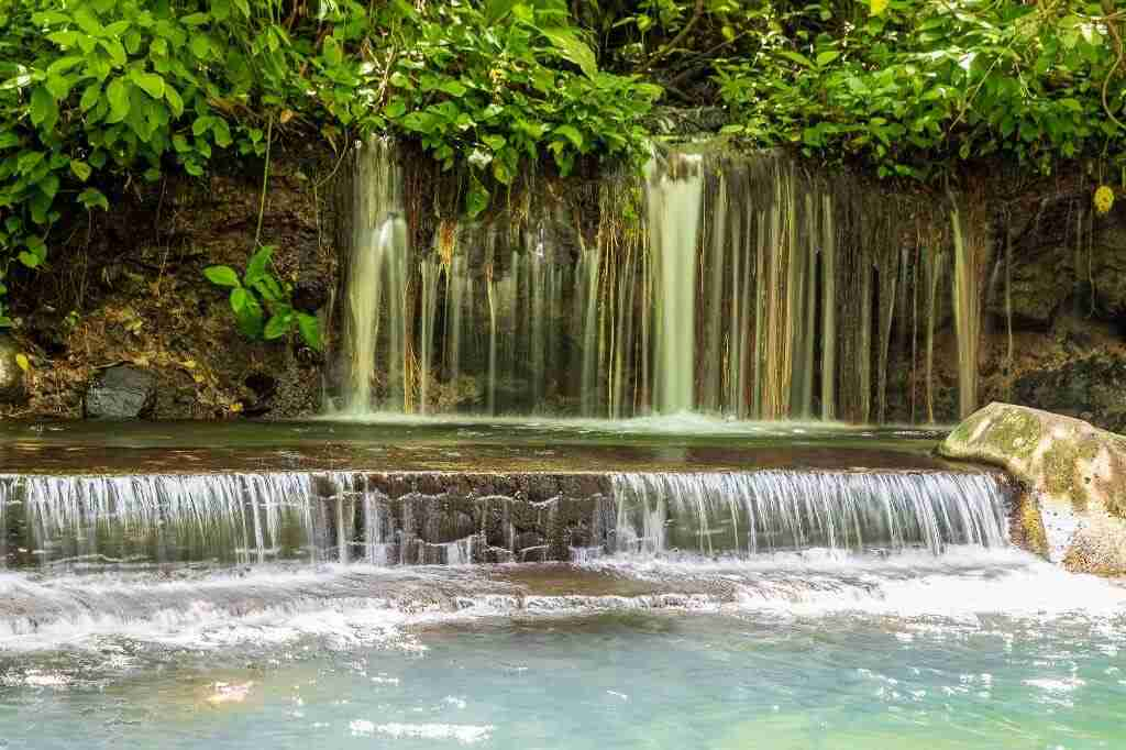 Hot Spring Property self-sustaining farm with thermal waterfall for sale Sun Costa Rica Real Estate