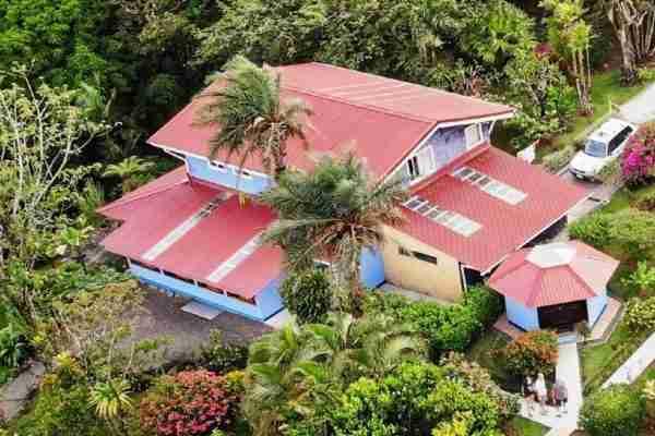 Costa Rica Mountain Home Bijagua for sale Sun Real Estate