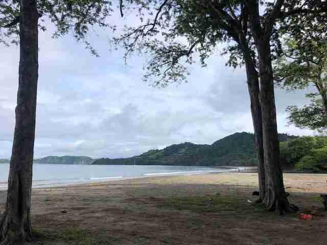 Hermosa ocean view lot Costa Rica Sun Real Estate