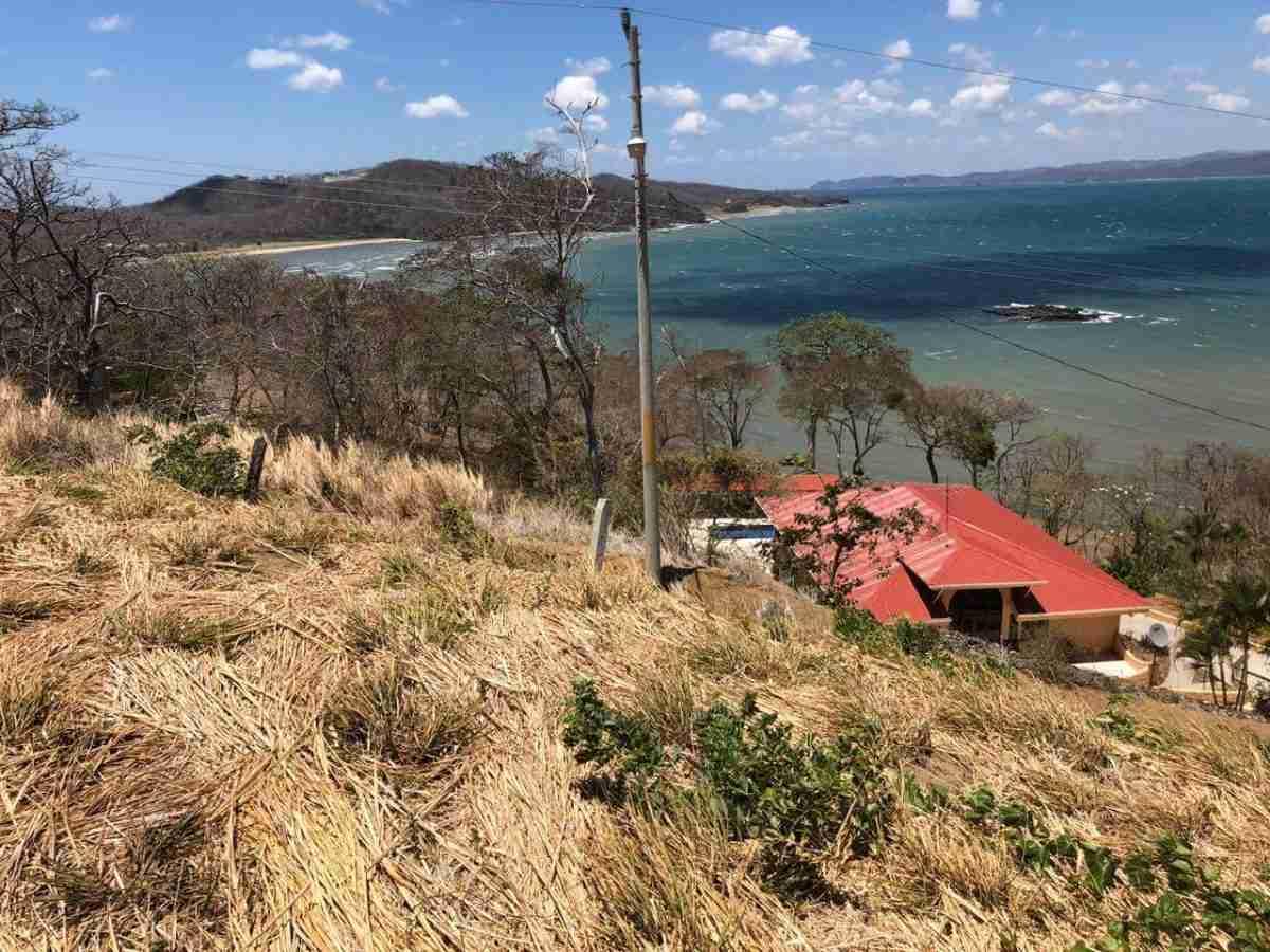 Ocean view lot in Cobal Beach Sun Costa Rica Real Estate