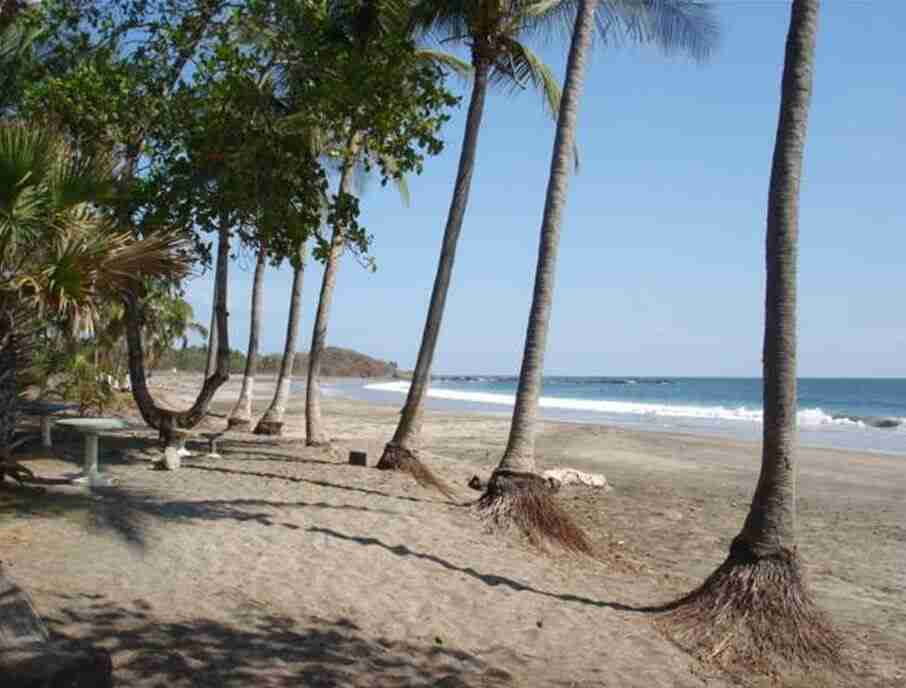 Beachfront property Junquillal Business investment opportunity Sun Costa Rica Real Estate